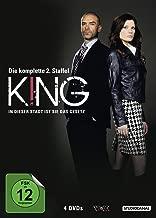 King Complete Season 2 Set King - Complete Season Two  NON-USA FORMAT, PAL, Reg.2 Germany