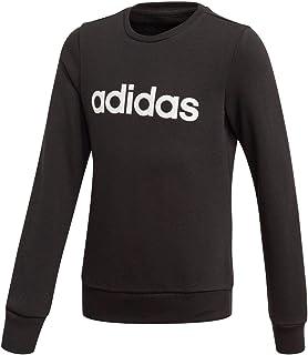 adidas Essential Linear Sweatshirt Sudadera, Unisex niños
