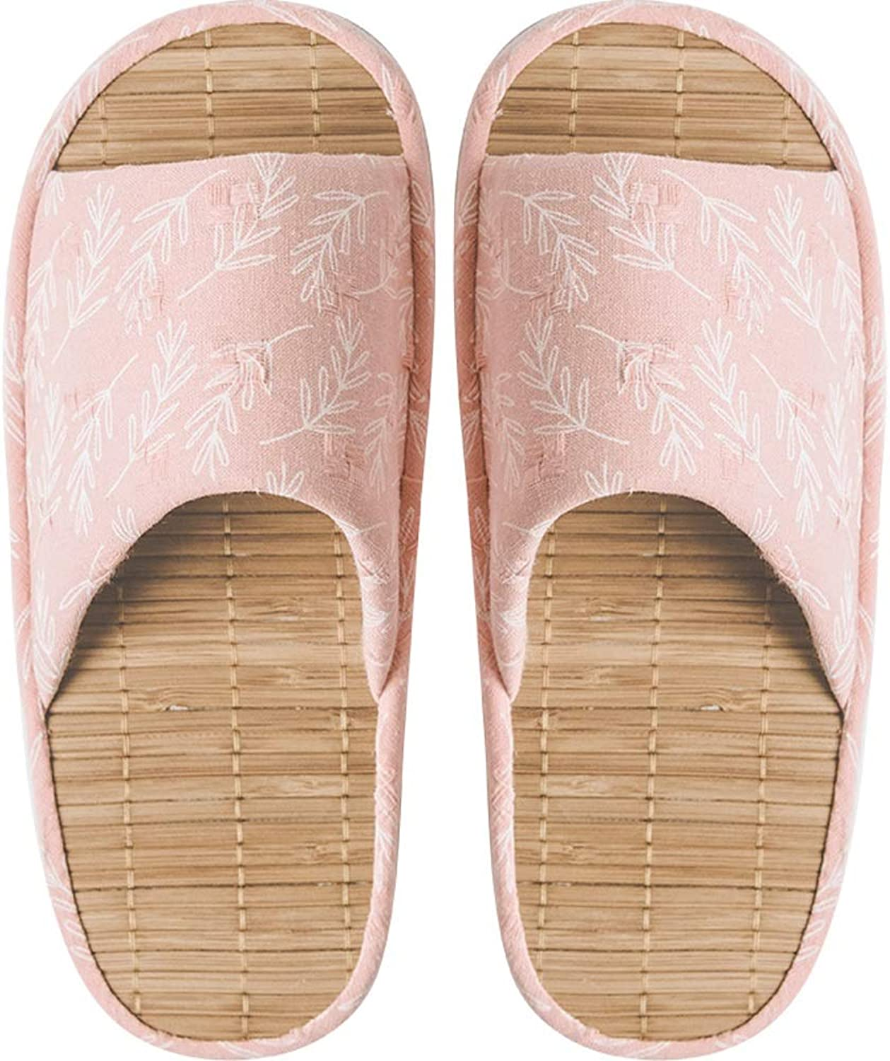 WSYHXMflip flop Slippers Women's Spring and Summer Home Japanese-Style Thick-Soled Indoor Men's Sandals