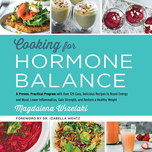 Cooking for Hormone Balance cover art