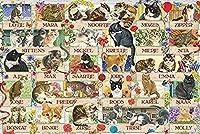大人のジグソーパズル4000個大人のジグソーパズル4000個子供大ジグソーパズルゲームおもちゃギフト動物柄猫