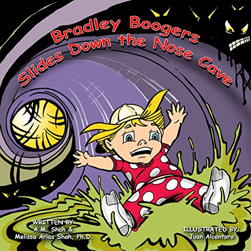 Bradley Boogers Slides Down the Nose Cave cover art