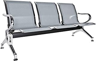 Cadeira Longarina 3 Assentos Lugares Espera Aeroporto K-C903