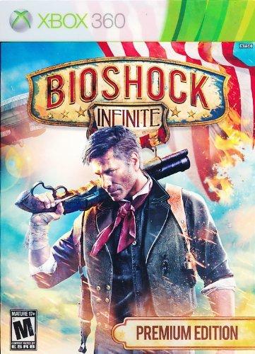 Bioshock Infinite: Premium Edition -Xbox 360 by 2K