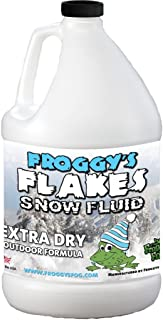 snow machine fluid formula