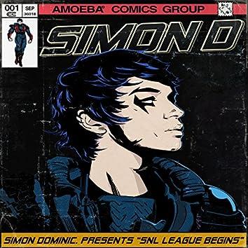 Simon Dominic Presents `snl League Begins`