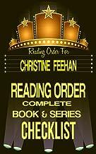 CHRISTINE FEEHAN: SERIES READING ORDER & BOOK CHECKLIST: SERIES LISTING INCLUDES: DARK SERIES, LEOPARD SERIES, GHOSTWALKERS, SEA HAVEN #1, 2, SHADOW SERIES ... Reading Order & Checklists Series 47)