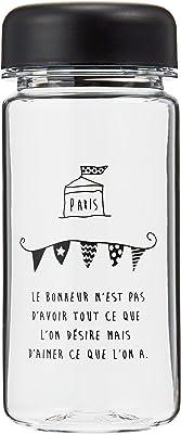 正和 クリアボトル PARIS クリア S 250ml 45-75799-4