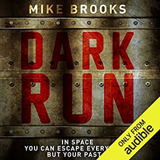 Dark Run cover art