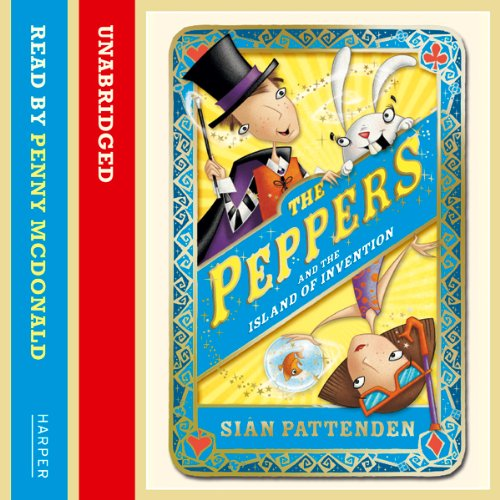 The Peppers and the Island of Invention Titelbild