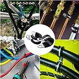 Immagine 1 morsetto per tubi fascette stringitubo