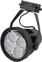 X-DREE E27 Bulb AC190-265 ν 35W Energy Saving PAR30-OSYCZ LED Light 4000K Spotlight Black (6e0d8daa-a222-11e9-8d7c-4cedfbb...