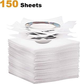 """150カウント12""""x 12"""" エアークッション、エアーキャップ クッションフォームラップシート、皿、プレート、グラス、カップ、家具の脚または端、梱包用品、移動用梱包緩衝用品"""