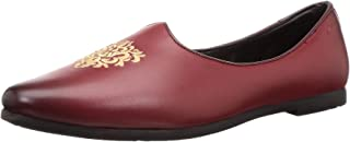 BATA Men's Jalsa Ethnic Leather Formal Shoes