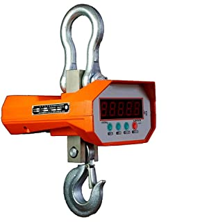 MXBAOHENG 10000Kg (10 Ton) Digital Hanging Electronic Crane Scales Industrial wirless Crane Scale