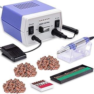 Torno para uñas Profesional eléctrica taladro máquina de