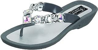 Grandco Women's AB Deluxe Thong Sandal