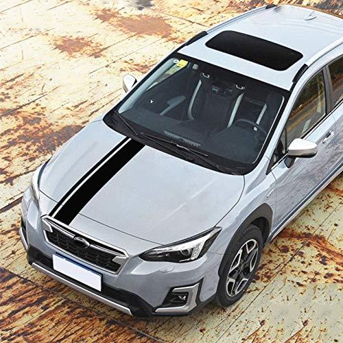 HLLebw Auto Seitenstreifen Seitenaufkleber Aufkleber, for Subaru XV