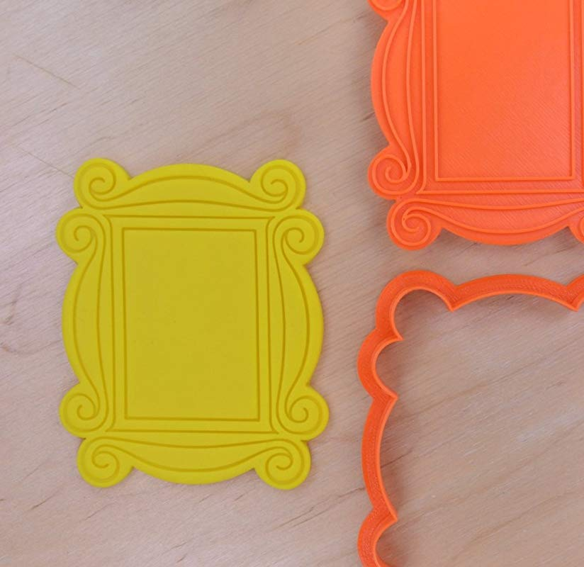 Monica S Peephole Door Frame Cookie Cutter And Stamp Set 2 6 X 3 2 Inches