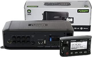 Garmin 010-01290-20 Fusion Entertainment Marine Box with Wired Remote,  Black