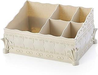 Creative Desktop Cosmetic Storage Box,desktop Plastic Storage Box,Desktop Storage Organizer,Office Supplies Organisers,Rem...