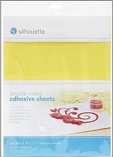 Silhouette America Media Double Sided Adhesive, Original Version
