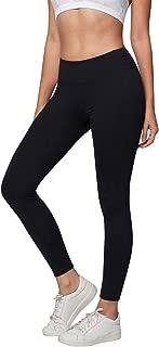 Yoga Pants for Women Running Workout Leggings High Waist Tummy Control
