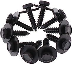 Taco n/úmero 6 con tornillos cabeza plana zincada Wolfpack 6200920 4.5x40 mm 8 unidades