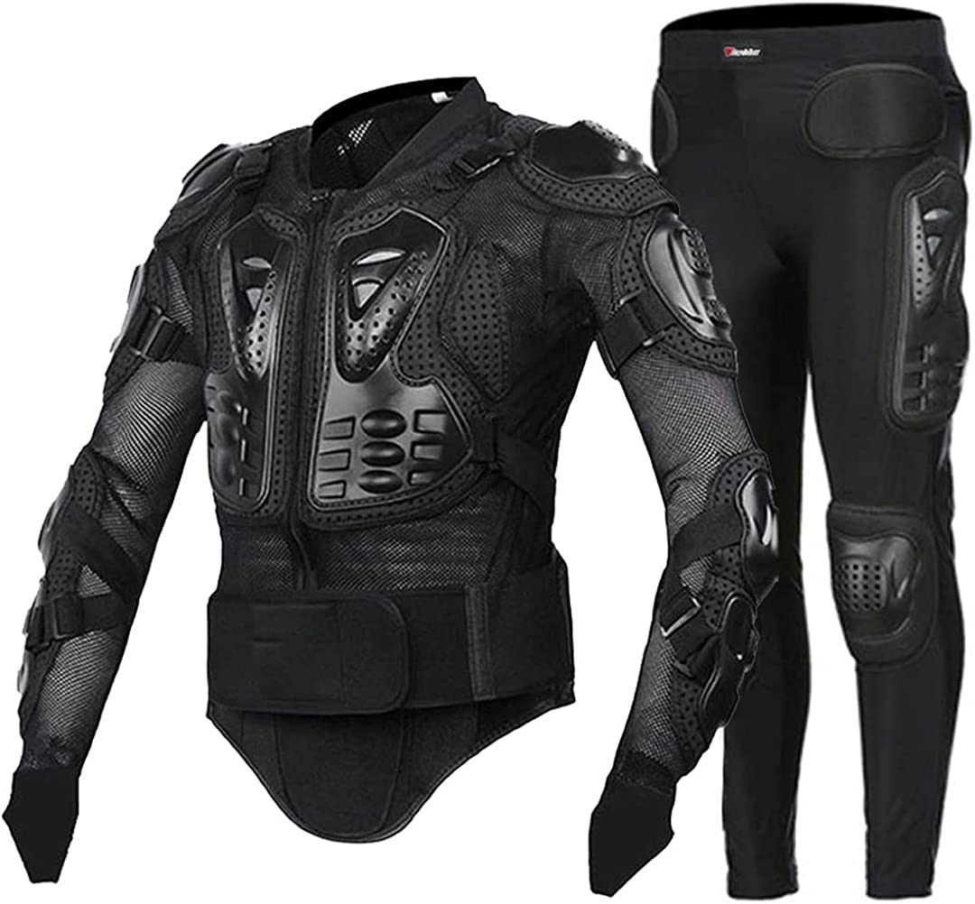 Men Motorcycle Armor Don't miss the campaign Full Motorbiker low-pricing Body Racing Motocross