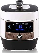Aigostar Panda 30HGZ - Cocotte-minute multifonctions et cuisine lente, 14 fonctions programmables sur grand écran LED, réc...