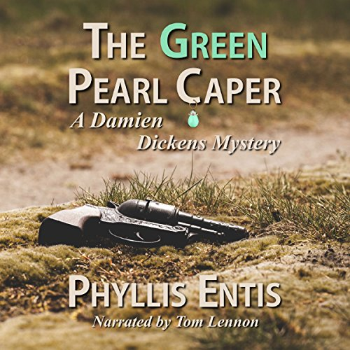The Green Pearl Caper audiobook cover art