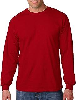 Gildan Heavy Cotton 100% Cotton Long Sleeve Tshirt (5400)