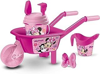Disney Junior Mondo Minnie Mouse Wheelbarrow Set