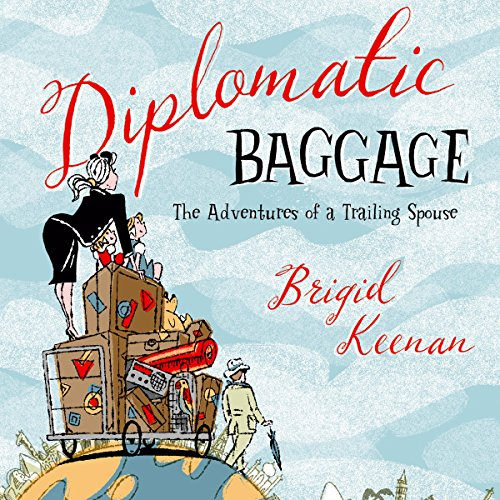 Diplomatic Baggage audiobook cover art