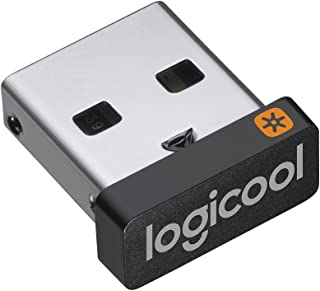 Logicool ロジクール RC24-UFPC USB Unifying レシーバー M570t、M705t、M545BK、K270、MX Master/Anywhereシリーズなどに対応