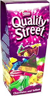 Nestle Quality Street Chocolates and Toffees 265g
