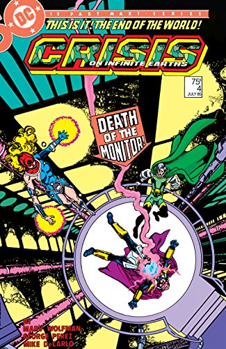 Crisis on Infinite Earths #4 (English Edition)