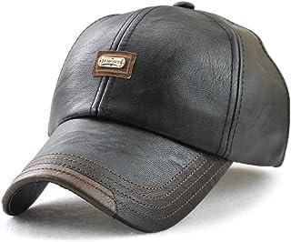 16090f9d7abe Amazon.es: gorra de cuero
