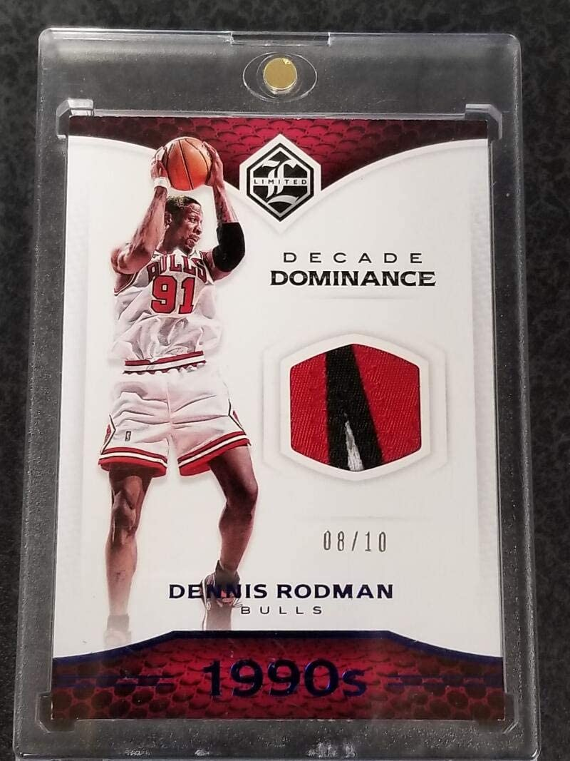 Basketball NBA Free shipping anywhere in the nation 2016-17 Panini Decade Materials Dominance Limited 1 year warranty