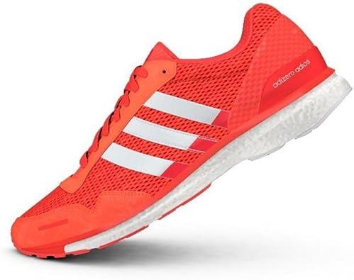 adidas Adizero Adios w Chaussures Running Femme Rouge 37 1/3 ...