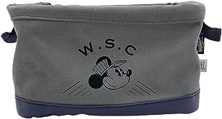 Workson Disney Workstyle Collection ワークソンディズニーワークスタイルコレクション キャンバスバスケットM(グレー)