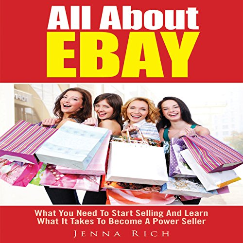 All About Ebay audiobook cover art