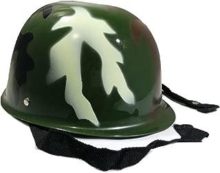 Nicky Bigs Novelties Child Toy Camouflage Army Helmet, Camo, One Size