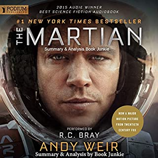Summary & Analysis of The Martian by Andy Weir cover art