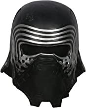 Kylo Ren Mask SW9/SW8 Movie Full Head Latex Helmet for Men Adult Halloween Cosplay Costume Replica