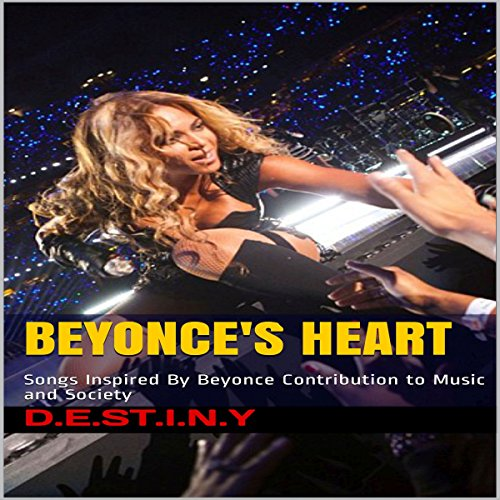 Beyonce's Heart audiobook cover art