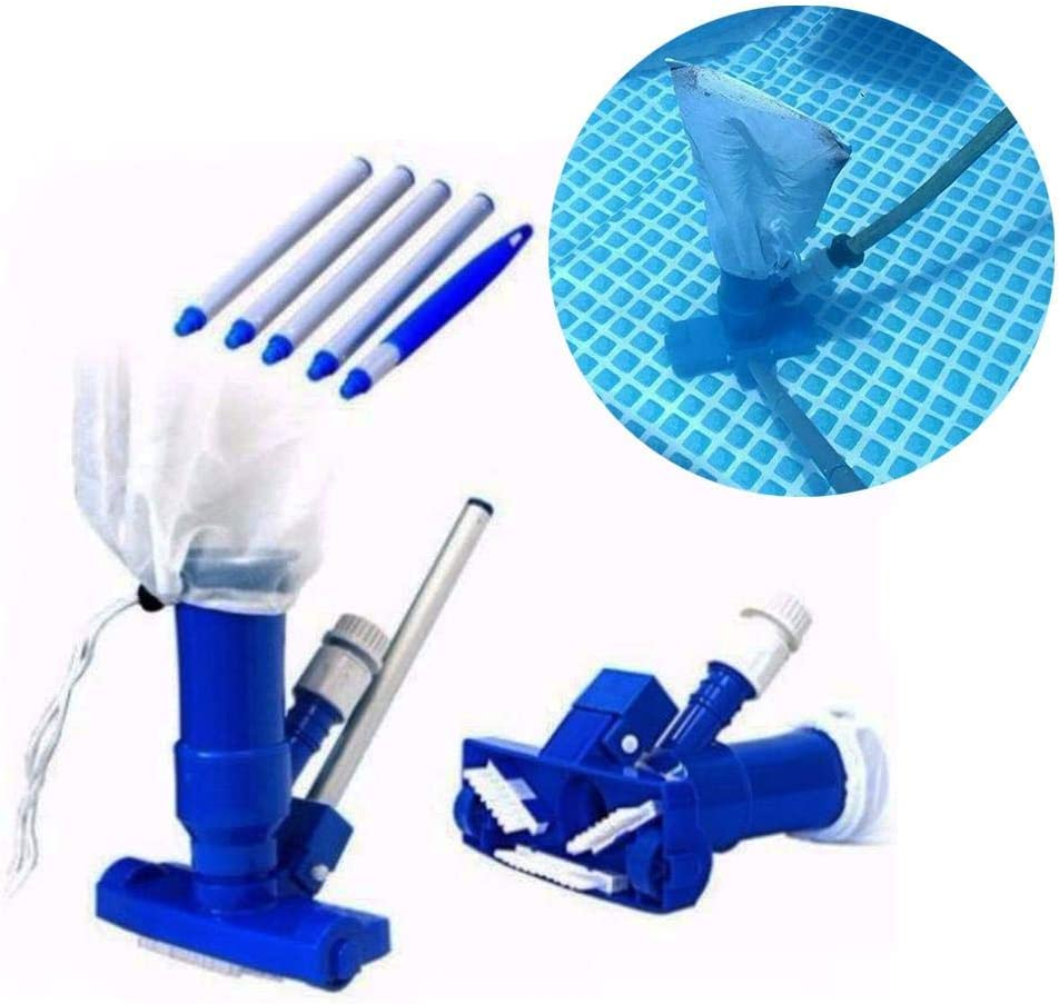 N G New item Pool Vacuum Cleaner Super beauty product restock quality top Kit 48