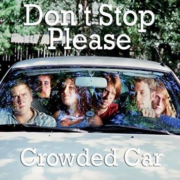 Crowded Car