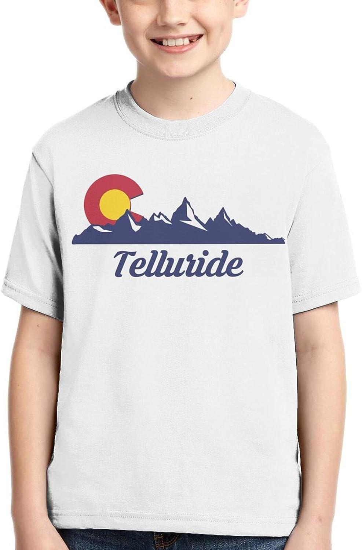 HENANJINZHICHENGJIAN List price City of Telluride Girls Boy's 3D Special price Sportswear