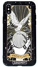 metallic tarot cards